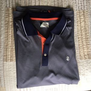 Men's Short sleeve Izod golf shirt size XL